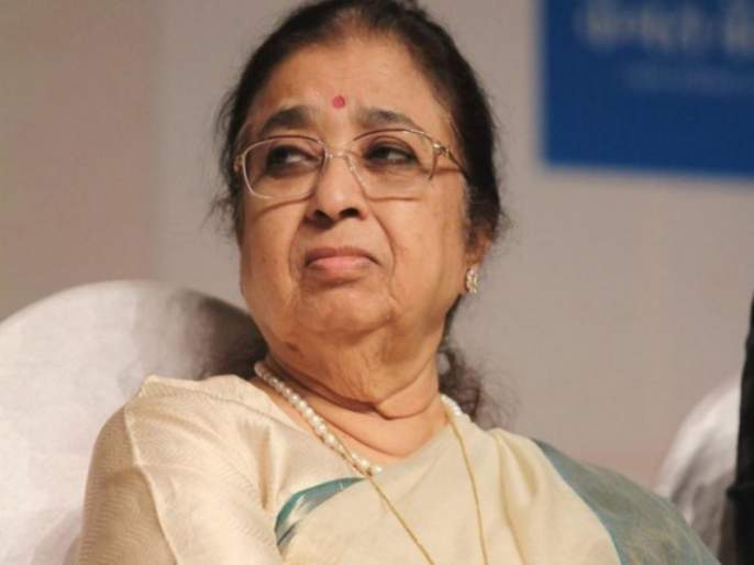 This year's 'G.D. MADGULKAR Award' was announced to Usha Mangeshkar | यंदाचा 'गदिमा पुरस्कार' उषा मंगेशकर यांना जाहीर