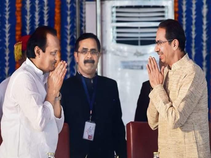 cm uddhav thackeray speaks about ajit pawar and maha vikas aaghadi   अजितदादा, आपण आधीच एकत्र यायला हवं होतं- मुख्यमंत्री ठाकरे