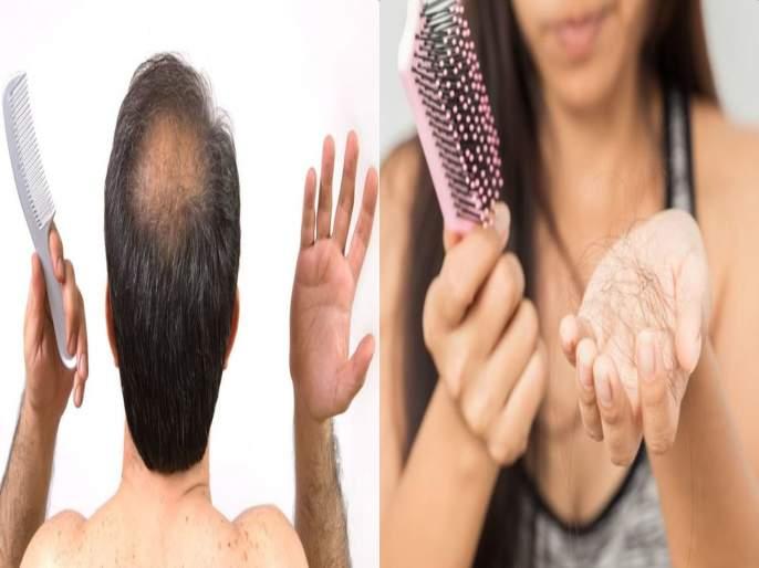 Hair Care Tips : Apply potato juice 20 minutes before washing to stop hair loss | केस गळणं थांबण्यासाठी केस धुण्याच्या २० मिनिटं आधी लावा बटाट्याचा रस, मग बघा कमाल