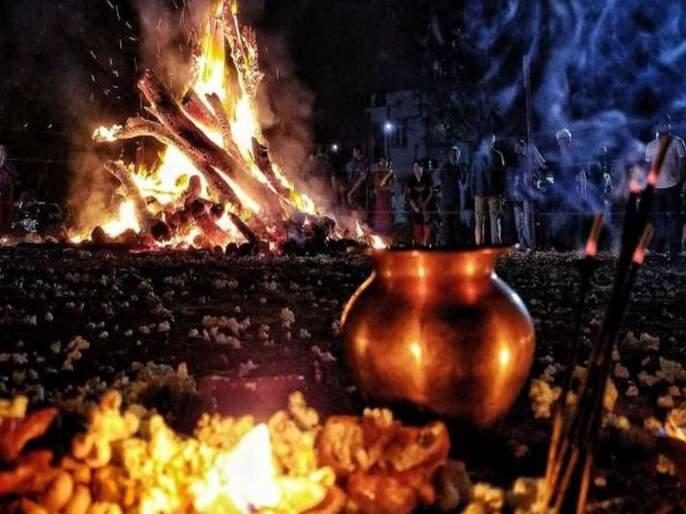 Holika Dahan 2021: Holi Special when will you do holika dahan learn the auspicious moment and importance | Holika Dahan 2021: आजचा दिवस होलिका दहनाचा; होळी पेटवण्याचा मुहूर्त अन् योग्य पद्धत काय? जाणून घ्या