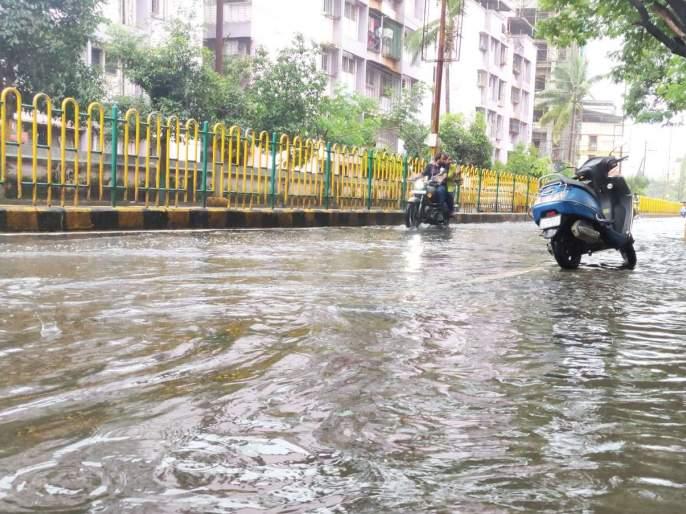 Ignoring the report of the inspection, the Vasai-Virar flooded | निरीच्या अहवालाकडे दुर्लक्ष केल्याने वसई-विरारमध्ये महापूर