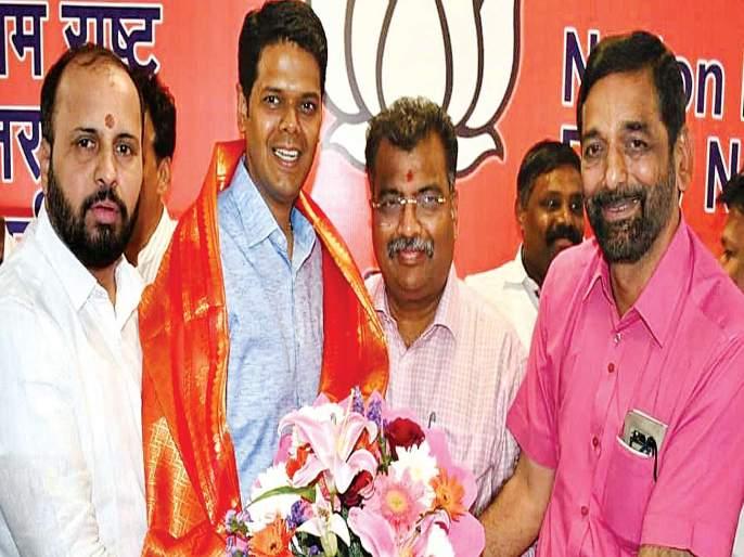 Will the BJP 'left' in Thane politics? | ठाण्याच्या राजकारणात भाजपचे 'डाव'खरे होतील?;शहराध्यक्षपदी निरंजन डावखरे
