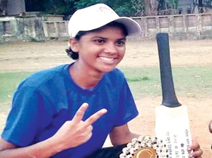 Murabya Siddeshwari women's cricket team; | मुरब्याची सिद्धेश्वरी महिला क्रिकेट संघात; उत्तम यष्टीरक्षक आणि फलंदाज