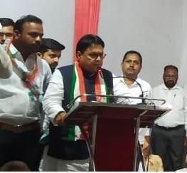 Balasaheb dreams of people; Congress-NCP alliance workers meet | Maharashtra Election 2019; बाळासाहेब लोकांचे स्वप्न साकारणार