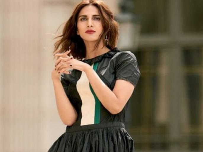 Vani Kapoor infected with corona? Colorful discussion on social media | वाणी कपूरला झाली कोरोनाची लागण? सोशल मीडियावर रंगलीय चर्चा