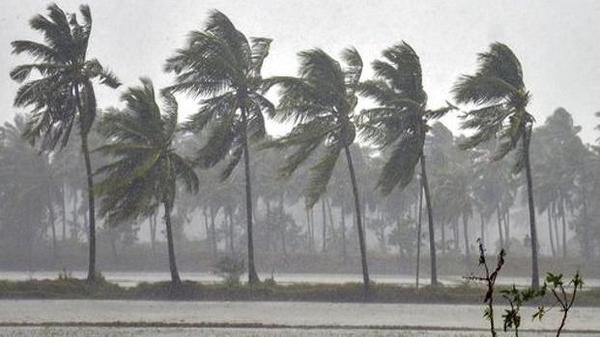 Hurricane warning at sea | समुद्रात चक्रीवादळाचा इशारा -होणार पर्जन्यवृष्टी