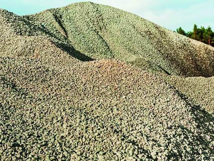 Artificial sand accounts for prices, brass increases by a thousand | कृत्रिम वाळू खातेय भाव, ब्रासला हजारांची दरवाढ