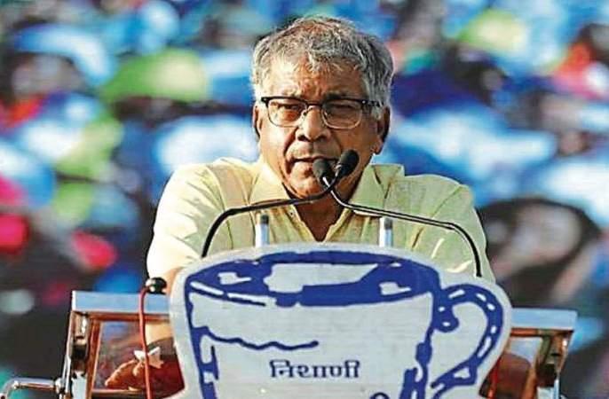 Vanchit bahujan aaghadi Preparing for all the seats in the state! | राज्यातील सर्व जागांवर लढण्याची 'वंचित'ची तयारी!
