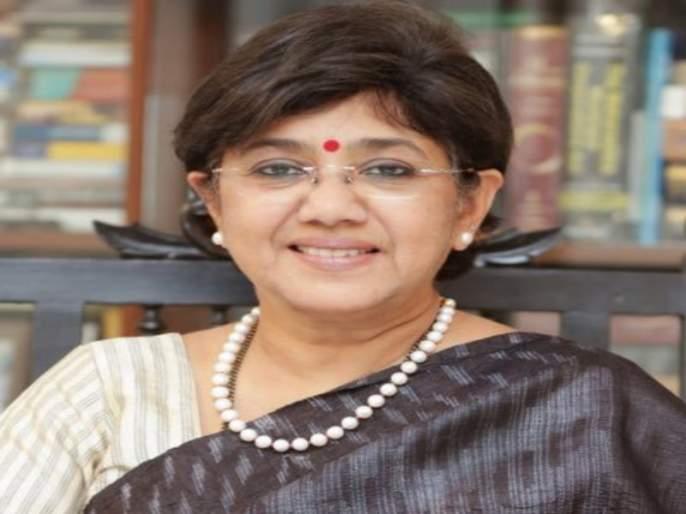 """Why is marital rape not considered a crime? - Question of MP Vandana Chavan in Rajya Sabha   ""वैवाहिक बलात्कारास गुन्हा म्हणून का मानले जात नाही ? "" - राज्यसभेत खासदार वंदना चव्हाण यांचा सवाल"