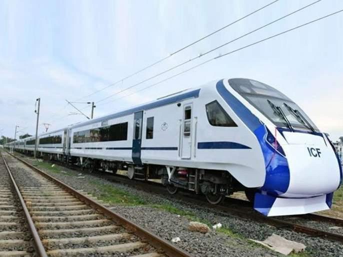 Second Vande Bharat Express likely from August, Delhi to Katra in only 8 hours | वैष्णो देवीच्या भक्तांसाठी खूशखबर, दिल्ली-कटारा मार्गावर धावणार वंदे भारत एक्स्प्रेस!