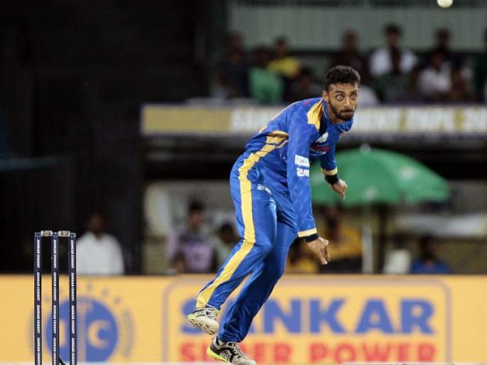 IPL Auction 2018: Varun Chakravarti, who has a bid of 8.40 crore | IPL Auction 2018: तब्बल 8.40 कोटींची बोली लागलेला वरुण चक्रवर्ती आहे तरी कोण...