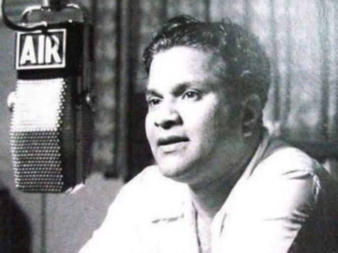 Lokmat 'Vasantotsav' ... Supernatural Vocal Vasant Desai | लोकमत 'वसंतोत्सव'... अलौकिक स्वरांचे किमयागार वसंत देसाई