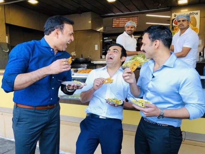 If my eating jalebi increases Delhi pollution, I'll quit jalebis; Answer to trollers of Gautam Gambhir | माझ्या जिलेबी खाण्याने प्रदूषण होणार असेल तर...; गौतम गंभीरचे टीकाकारांना उत्तर