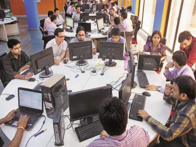 Major staff reductions in the future by IT companies; Indication of Mohandas Pai   आयटी कंपन्यांकडून भविष्यात मोठी कर्मचारी कपात; मोहनदास पै यांचे संकेत