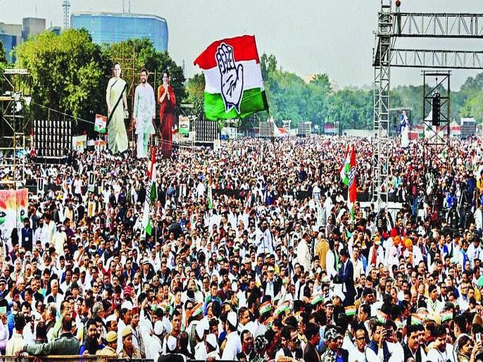 To save the country, we must go down the street and agitate | ''देश वाचविण्यासाठी रस्त्यावरउतरून आंदोलन करायला हवे''