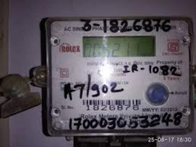 Electricity meter reading doing by officers : Sanjay Taksande | अधिकाऱ्यांनाही घ्यावे वीजमीटर रिडींग : संजय ताकसांडे
