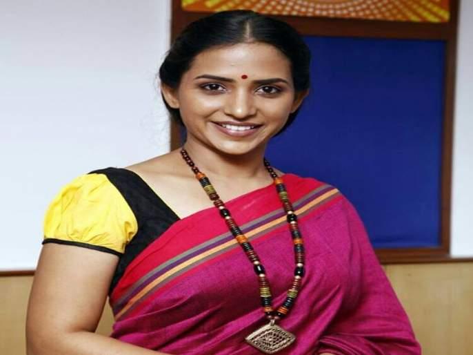 Veena Jamkar as Ramabai Ambedkar in the Ramai film | रमाई या चित्रपटात वीणा जामकर दिसणार रमाबाई आंबेडकर यांच्या भूमिकेत
