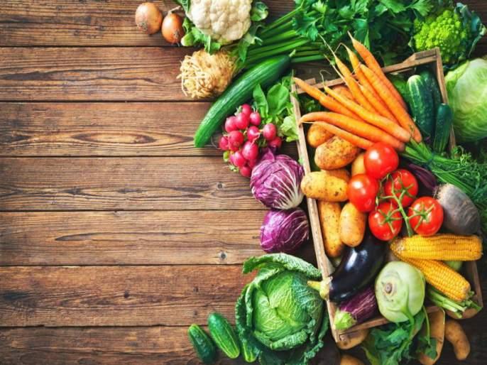 The demand for vegetables increased on the occasion Makar Sankranti festival | मकर संक्रांतीच्या भोगीच्या भाज्यांची वाढली मागणी