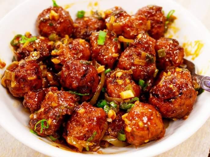 stab to one for not giving Chinese manchuriyan to eat | चायनीज मंच्युरियन खायला न दिल्याने चाकूने वार