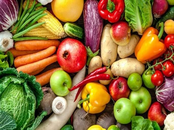 Sanitizing vegetables and fruits is harmful to health; Vegetables, fruits should be washed and used with water | भाज्या, फळांना सॅनिटायजर लावणे आरोग्यास हानीकारक; भाजीपाला, फळे पाण्याने स्वच्छ धुवाव्यात आणि वापराव्यात