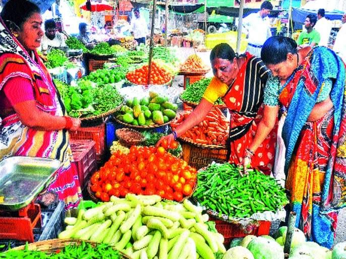 Vegetable and grocery goods arrivals in the state, including Mumbai, Pune | मुंबई, पुणेसह राज्यात भाजीपाला व किराणा मालाची आवक सुरळीत
