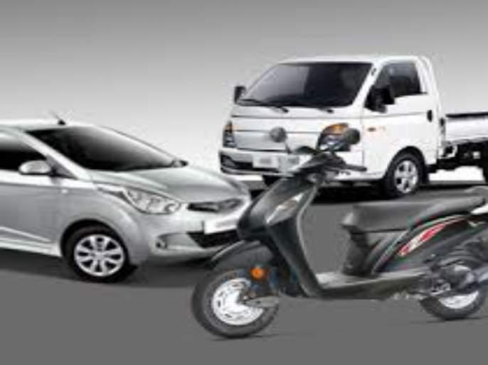 Vehicle sales decline 5% in September; Demand for two-wheelers is minimal | सप्टेंबरात वाहनांच्या विक्रीमध्येतब्बल २४ टक्के झाली घट; दुचाकी वाहनांनाही मागणी कमीच