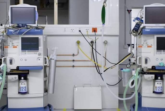 40 ventilators in Akola GMC not use due to lack of manpower! | अकोला जीएमसीत मनुष्यबळाअभावी ४० व्हेंटिलेटर पडून!