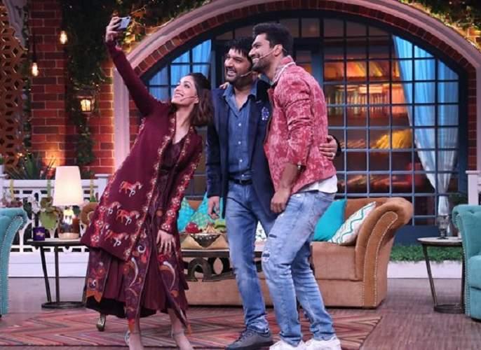 The Kapil Sharma Show: yami gautam was flirted by 10 boys riding bullet in punjab university   The Kapil Sharma Show : पंजाब युनिव्हर्सिटीत यामी गौतम मागे असायचे १० बुलेटवाले!