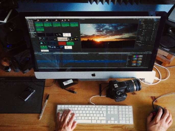 Big opportunities for video editing | व्हिडीओ एडिटिंग क्षेत्रात मोठ्या संधी