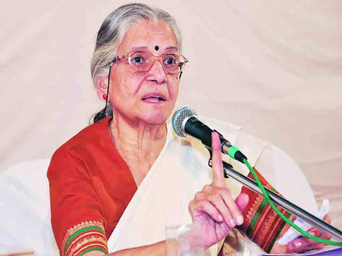 'milun saryajani ' will bring e-portal format: Vidya Bal | 'मिळून साऱ्याजणी' ई-पोर्टल स्वरूपात आणणार : विद्या बाळ