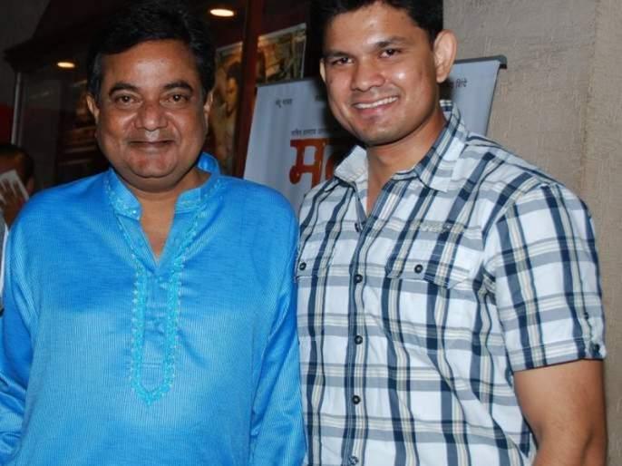 Vijay chavan death : Vijay chavan wanted to attend his son's marriage | Vijay chavan Last Wish: विजय चव्हाण यांची ही इच्छा राहिली अपुरी