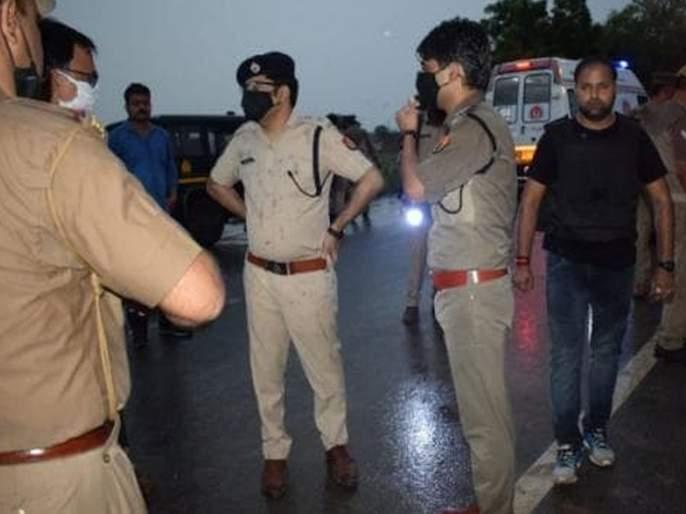 Vikas Dubey aide Prabhat Mishra And Ranvir Killed In Encounter | विकास दुबेचे दोन साथीदार एन्काऊंटरमध्ये ठार; विकासचा शोध सुरुच