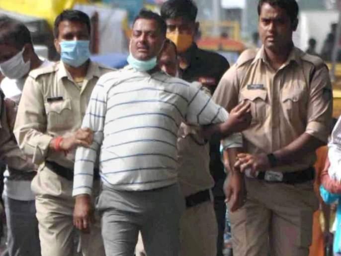 Vikas Dubey Encounter Hope Vikas Dubey will Not Reach Kanpur Police Audio clip goes viral   Vikas Dubey Encounter: विकास दुबे कानपूरला पोहोचणार नाही हीच अपेक्षा; 'त्या' व्हिडीओ क्लिपनं एकच खळबळ