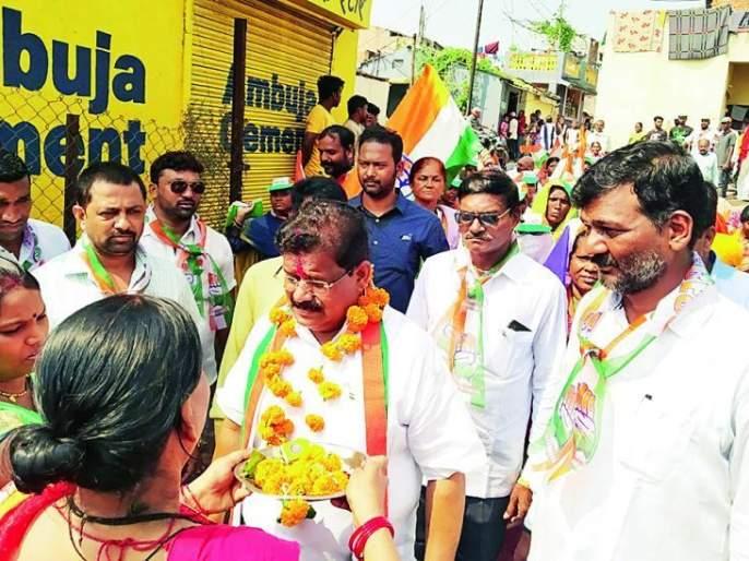 Maharashtra Assembly Election 2019: I will face the crisis on you: Vikas Thackeray   Maharashtra Assembly Election 2019 : तुमच्यावरील संकटाचा मी सामना करील: विकास ठाकरे