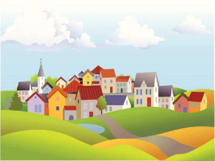 Fourteen villages in the city district award 'Smart Village' | नगर जिल्ह्यातील चौदा गावांना 'स्मार्ट ग्राम' पारितोषिक