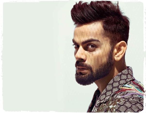 What is the style of beard in Indian cricket? | भारतीय क्रिकेटमधीलदाढीवालास्टाइलकाय सांगते?