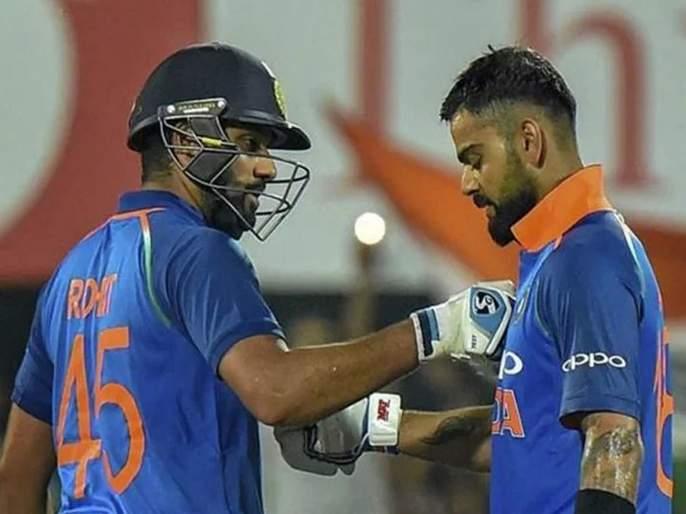 icc world cup 2019 Rift Between virat Kohli and Rohit Sharma Factions | भारतीय संघात दुही?; विराट-रोहितमध्ये निर्णय प्रक्रियेवरुन मतभेद