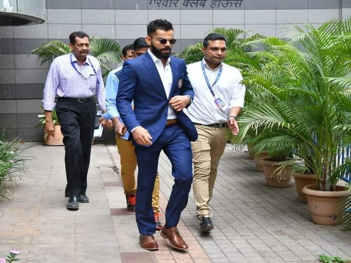 ICC World Cup 2019 : This is a Indian team line-up for world cup | ICC World Cup 2019 : ईजा, बिजा, तिजा ठरलाच, पण चौथ्या स्थानाचाही तिढा सुटला!