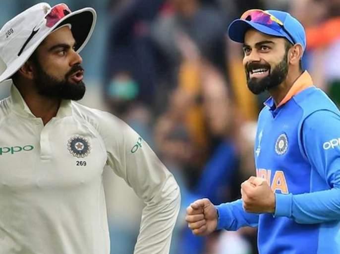 Virat Kohli to end 2019 as No. 1 batsman in ICC Test & ODI rankings courtesy twin failures from Steve Smith | आयसीसी क्रमवारीत 'विराट' राज्य; वन डे अन् कसोटीत गाजवलं अधिराज्य
