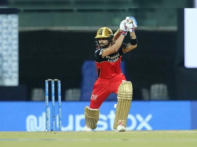 IPL 2021 Mi vs RCB Live T20 Score: 6000 T20 runs as captain for the King Virat Kohli, Most runs as a captain   IPL 2021 : MI vs RCB T20 Live : विराट कोहलीच्या नावावर मोठा विक्रम, केला जगात एकाही कर्णधाराला न जमलेला पराक्रम