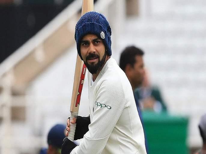 India vs West Indies : India may rest Virat Kohli for tour game vs West Indies Cricket Board XI | India vs West Indies : दुखापतीमुळे कोहलीला मिळणार विश्रांती, अजिंक्य रहाणे करणार टीम इंडियाचे नेतृत्व