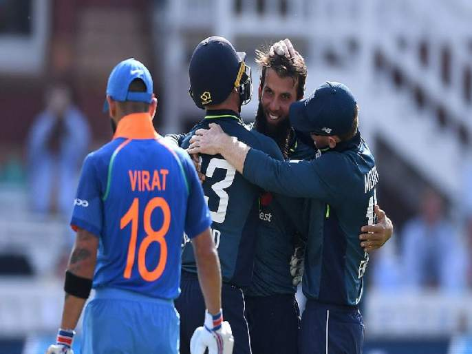 India vs England 2nd One Day Live: England won the toss and elected to bat | India vs England 2nd One Day Live : महेंद्रसिंग धोनीच्या दहा हजार धावा