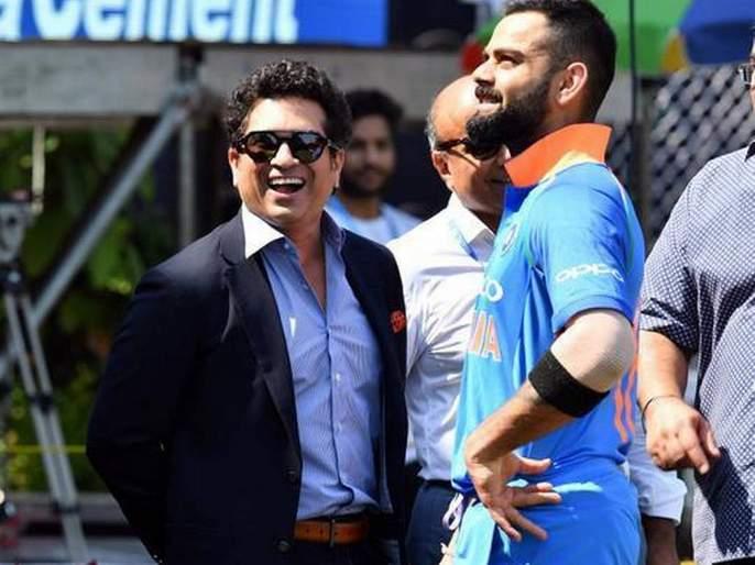 ICC World Cup 2019 : Sachin Tendulkar issues stark warning to Virat Kohli & Co ahead of ICC World Cup 2019 | ICC World Cup 2019 : विराट कोहलीवरच विसंबून राहू नका, तेंडुलकरचा भारतीय संघाला सल्ला