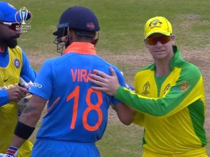 Pakistan's Mohammad Amir reacts after Virat Kohli gets ICC 'Spirit of Cricket' award   विराट कोहलीच्या 'स्पिरीट ऑफ क्रिकेट' पुरस्कारावर पाकिस्तानचा खेळाडू म्हणतो...
