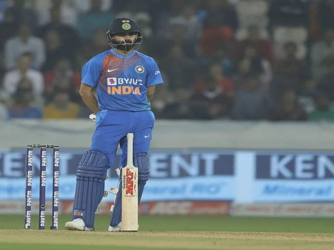 India vs West Indies, 2nd T20I : Kesrick Williams shutdown virat kohli mouth, rivalry continue | India vs West Indies, 2nd T20I : विराट कोहलीची विंडीज गोलंदाजाकडून बोलती बंद; दिली टशन...