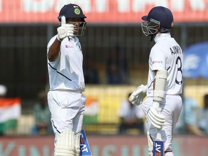 India vs Bangladesh, 1st Test: Keep Batting, captain Virat kohli say to Mayank Agarwal from dressing room | India vs Bangladesh, 1st Test: इच्छा माझी पुरी करशील का?; विराटच्या आवाहनाला मयांकचा प्रतिसाद