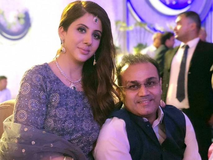 you will be surprised if you hear Virender Sehwag's answer about good wife ... | बायको असावी तरी कशी? सांगतोय वीरेंद्र सेहवाग