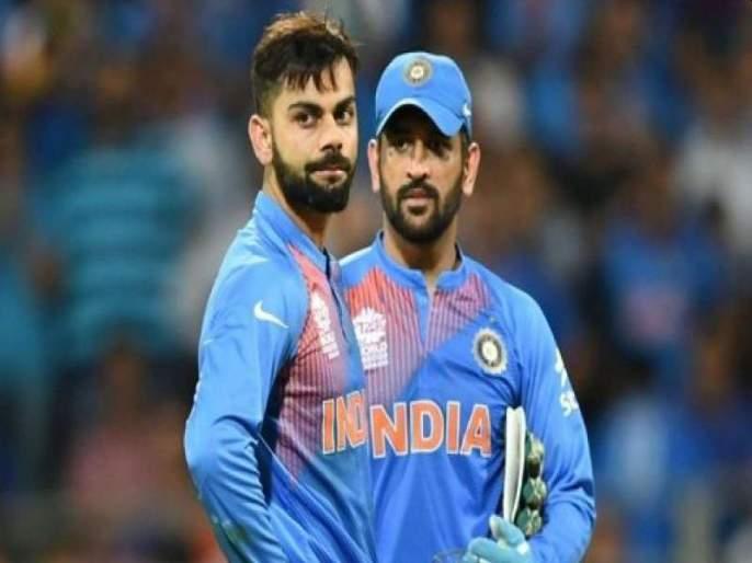 Kohli became the best, Dhoni received the 'Khiladuvritti' honor | विराट कोहली ठरला सर्वश्रेष्ठ, महेंद्रसिंग धोनीला 'खिलाडूवृत्ती' सन्मान