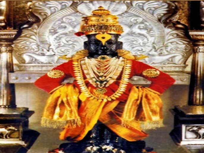 Pandharpur Vithoba means people god of Maharashtra | महाराष्ट्राचा लोकदेव; पंढरपूरचा विठोबा