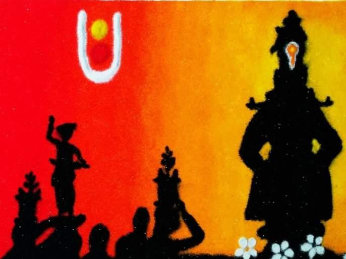 pandharpur vitthal means way to education of life | आनंदाचे डोही आनंद तरंग : अज्ञानाचा भवसागर तरून ज्ञानतीराकडे जाण्यासाठी